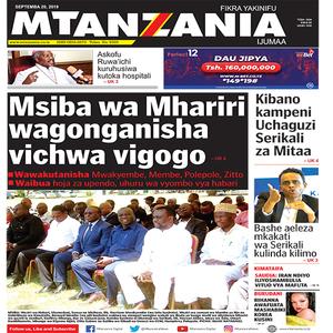 Msiba wa Mhariri wagonganisha vichwa vigogo