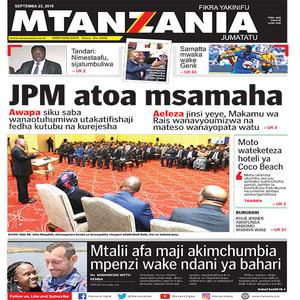 JPM atoa msamaha