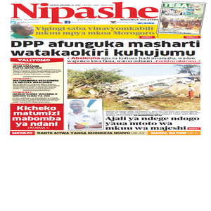 DPP afunguka masharti watakaokiri kuhujumu