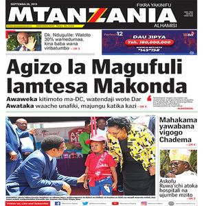 Agizo la Magufuli lamtesa Makonda