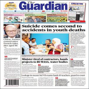 27 sept 2019  THE GUARDIAN