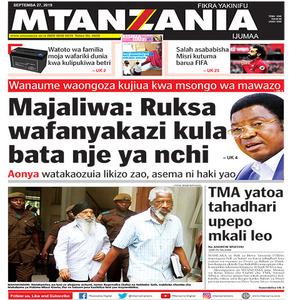 Majaliwa  Ruksa wafanyakazi kula bata nje ya nchi