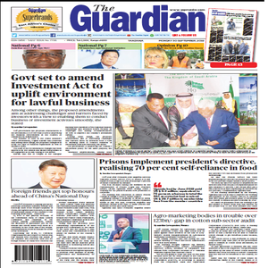 Govt set to amend Investment Act to uplift environment for lawful business