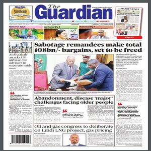 01 Oct 2019  THE GUARDIAN