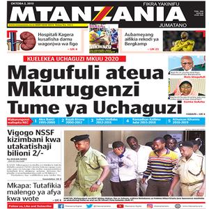 Magufuli ateua Mkurugenzi Tume ya Uchaguzi