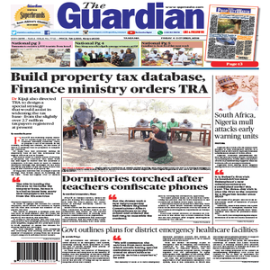 Build property tax database  Finance ministry orders TRA