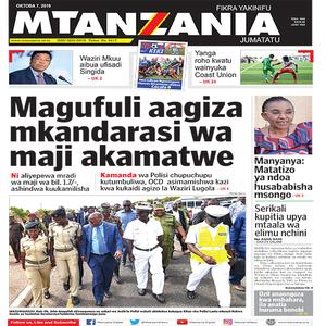 Magufuli aagiza mkandarasi wa maji akamatwe