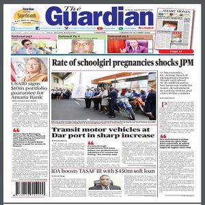 08  Oct 2019  THE GUARDIAN