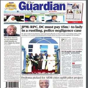 09 Oct 2019  THE GUARDIAN
