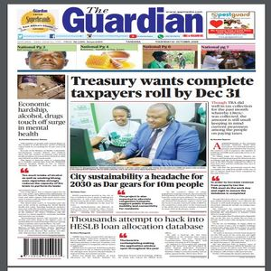 10  Oct 2019  THE GUARDIAN