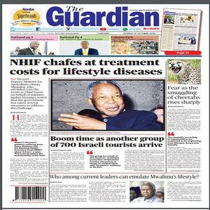 14 Oct 2019  THE GUARDIAN
