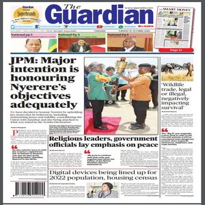 15  Oct 2019  THE GUARDIAN