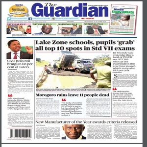 16  Oct 2019  THE GUARDIAN