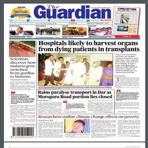 18   Oct 2019  THE GUARDIAN
