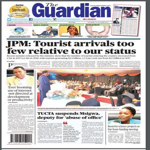 19 Oct 2019  THE GUARDIAN