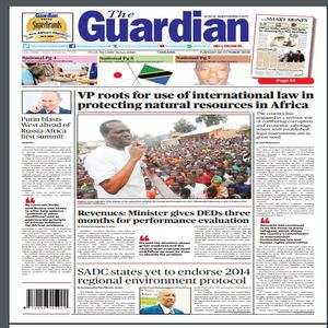 22  Oct 2019  THE GUARDIAN