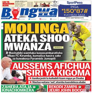 MOLINGA ATEKA SHOO MWANZA