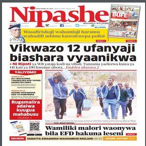 25  oct 2019  NIPASHE