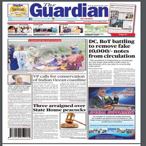 26  Oct 2019  THE GUARDIAN