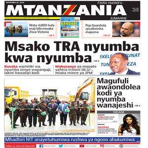 Msako TRA nyumba kwa nyumba