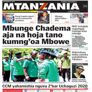 Mbunge Chadema aja na hoja tano kumng oa Mbowe