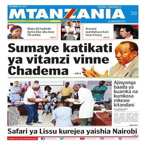 Sumaye katikati ya vitanzi vinne Chadema