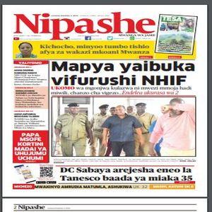 03  Dec  2019  NIPASHE