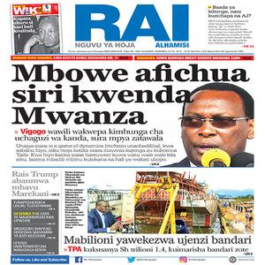 Mbowe afichua siri kwenda Mwanza