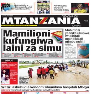 Mamilioni kufungiwa laini za simu