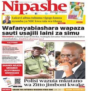 Wafanyabiashara wapaza sauti usajili laini za simu