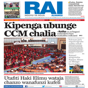 Kipenga ubunge CCM chalia