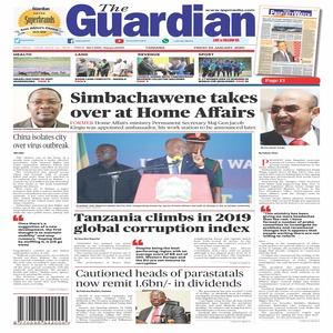 Simbachawene takes over at Home Affairs