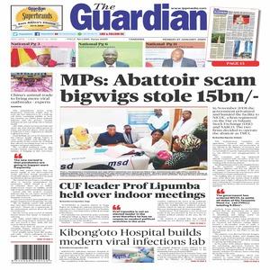 MPs  Abattoir scam bigwigs stole 15bn