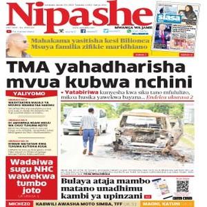 TMA yahadharisha mvua kubwa nchini