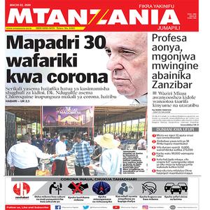 Mapadri 30 wafariki kwa corona