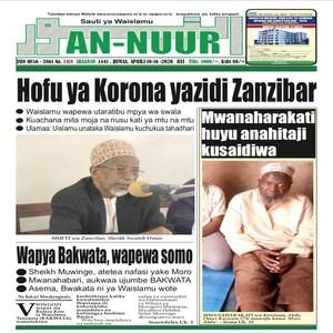 Hofu ya Korona yazidi Zanzibar