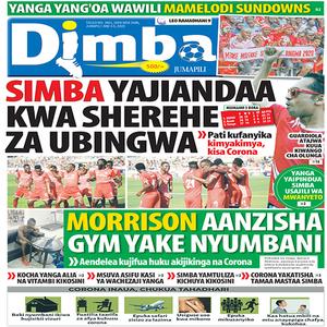 SIMBA YAJIANDAA KWA SHEREHE ZA UBINGWA