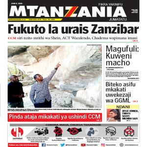 Fukuto la urais Zanzibar