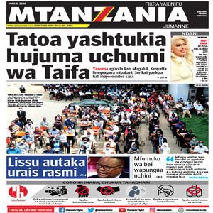 Tatoa yashtuka hujuma uchumi wa Taifa