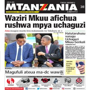 Waziri Mkuu afichua rushwa mpya uchaguzi
