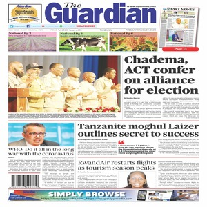 Chadema  ACT confer on alliance for election
