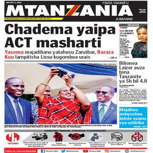Chadema yaipa ACT masharti