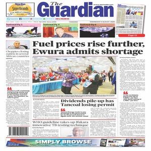 Fuel prices rise further  Ewura admits shortage