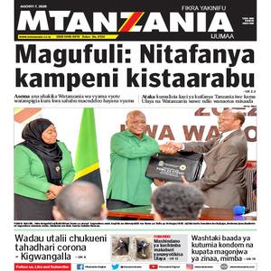 Magufuli  Nitafanya kampeni kistaarabu