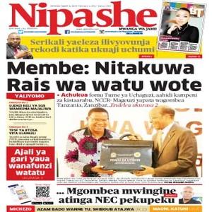 Membe  Nitakuwa Rais wa watu wote