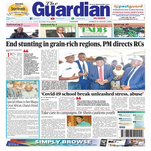 End stunting in grain rich regions  PM directs RCs