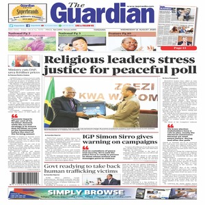 The Guardian 12 August  2020