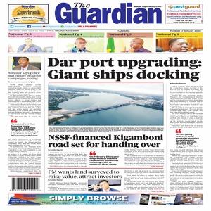 Dar port upgrading   Giant ships docking