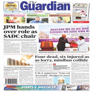 The Guardian 18 August  2020