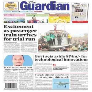 The Guardian 25 August 2020